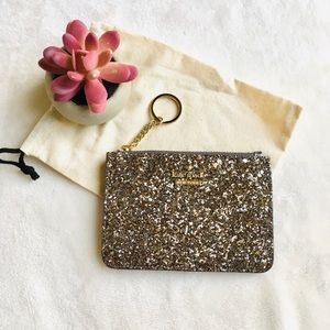kate spade Bitsy Laurel Way Wallet/Key/Coin pouch